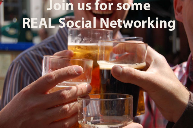 Some cool Social Networking events are coming up.. Join!