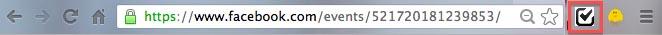 check them all screen shot chrome bar
