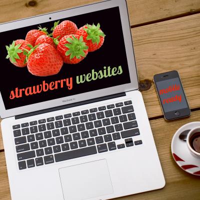 strawberry websites