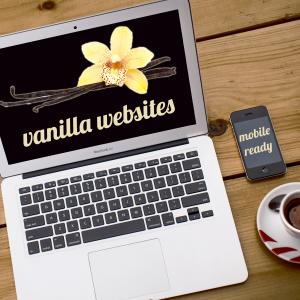 vanilla websites